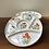 Thumbnail: Assiette à fondues/à tapas - C158