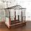 Thumbnail: Cage oiseau métal - 816