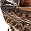 Thumbnail: Landau ancien en fer et bois - C229
