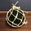 Thumbnail: Boule en verre flotteur  - 344