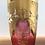 Thumbnail: Vase en verre de Bohème - S080