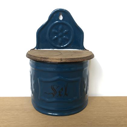 Boîte à sel émaillé - S420