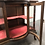 Thumbnail: Vitrine en bois sculpté et verre biseauté - C245