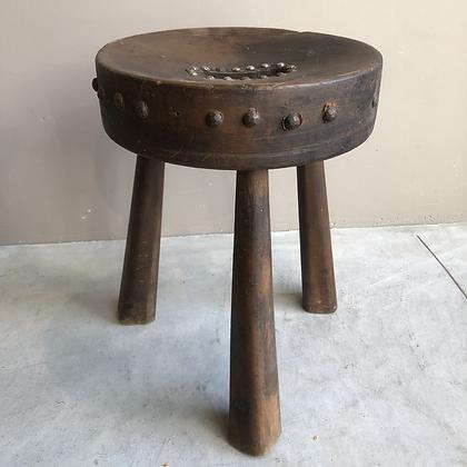 Petit tabouret en bois - 635