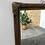Thumbnail: Miroir en bambou et rotin - S075