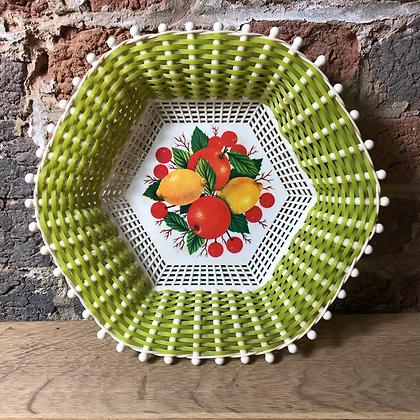 Corbeille à fruits vintage - 618