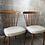Thumbnail: Paire chaises style scandinave -778