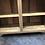 Thumbnail: Meuble en bois aérogommé - S213
