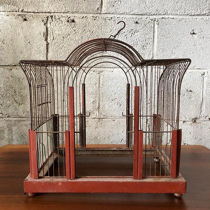 Cage oiseau métal - 816