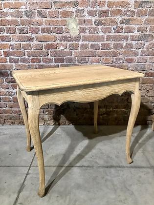 Petite table aérogommée - 86