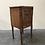 Thumbnail: Paire de table de nuit en bois sculpté - C309