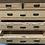 Thumbnail: Commode en bois aérogommé - S290
