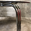 Thumbnail: Table en verre fumé - 602