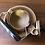 Thumbnail: Bouilloire émaillée vintage  - C153