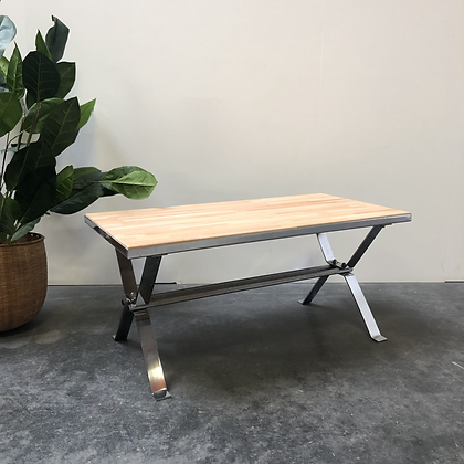 Table vintage revisitée par la Fabrik - S307