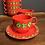 Thumbnail: Service à café en plastique dur - 331