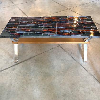 Table basse en carreaux de céramique - 780