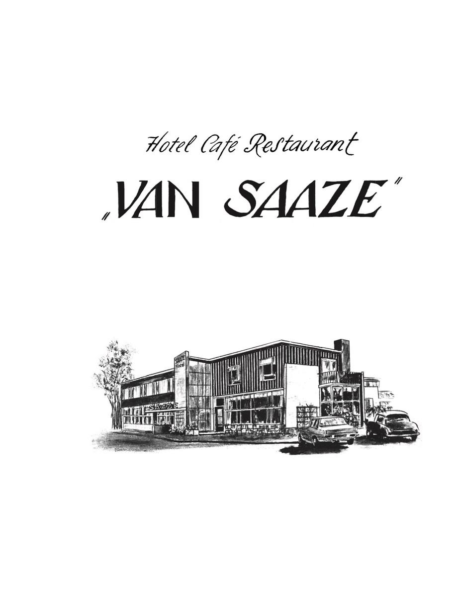 Coming soon: Van Saaze