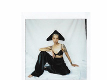 Polaroid from our story for _flanellemag