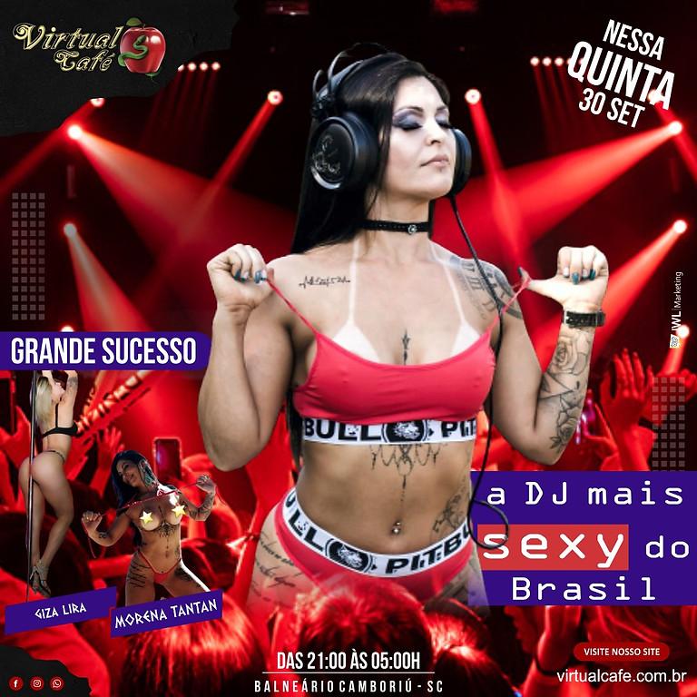 A DJ Mais Sexy do Brasil