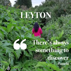 EAST: Pamela, Leyton