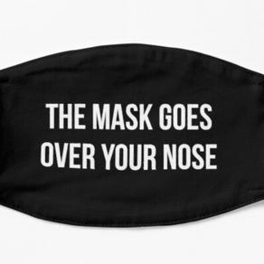 13 December - Reusable face masks
