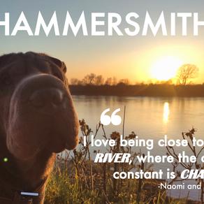 WEST: Naomi, Fulham Reach, Hammersmith