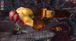 Fallen giant!