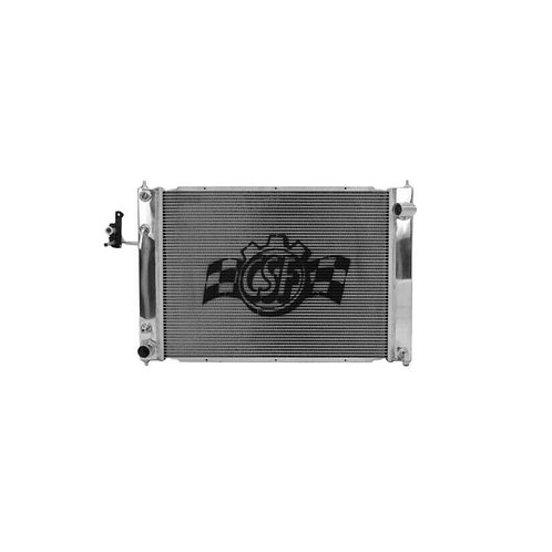 CSF RACE RADIATOR FOR 08-17 NISSAN 370Z (TRIPLE-PASS MODULE - MANUAL) (ALSO FITS