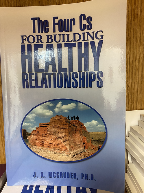 The Four Cs for building Healthy Relationships