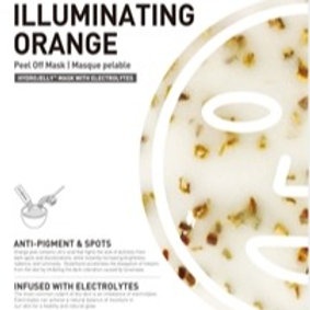 ILLUMINATING ORANGE HYDROJELLY MASK