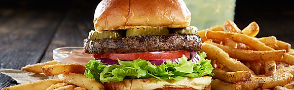 Hand Crafted Burgers