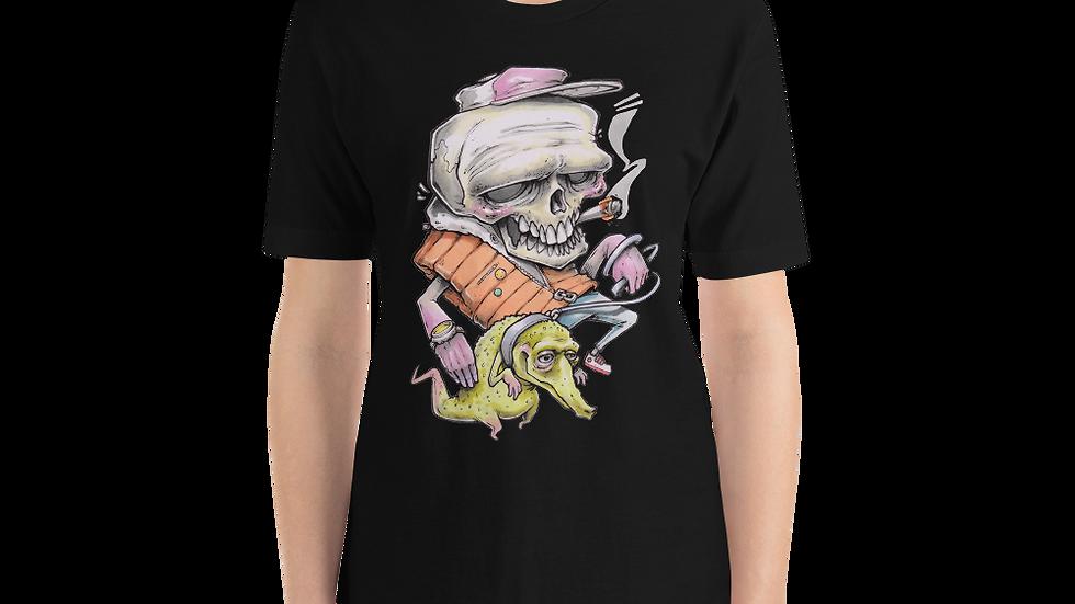 WALKIES Short-Sleeve Unisex T-Shirt