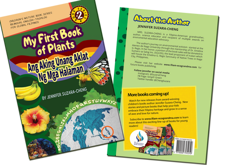 UPDATE: My First Book of Plants                   NOW AVAILABLE!