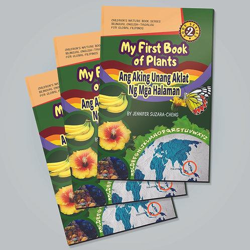 My First Book of Plants: Ang Aking Unang Aklat ng Mga Halaman