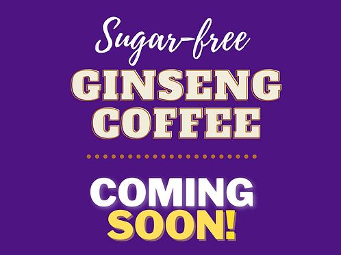 Sugar Free Ginseng Coffee