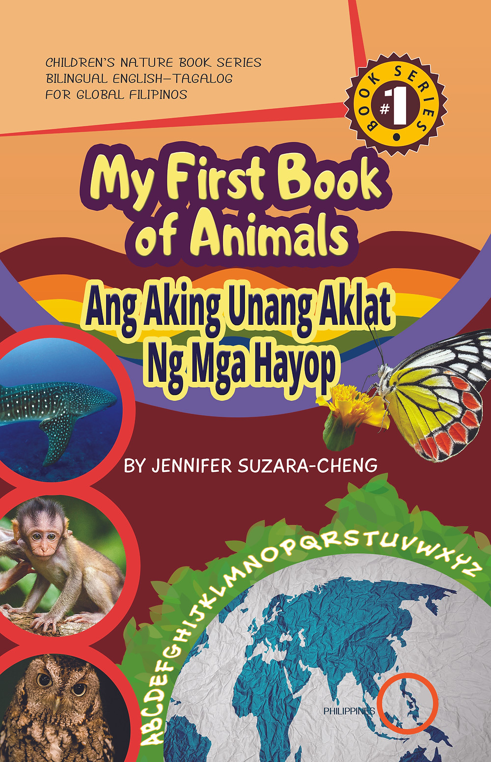 Book of the Year Awardee; My First Book of Animals
