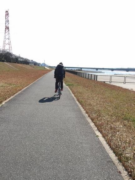 私が自転車に乗るわけ