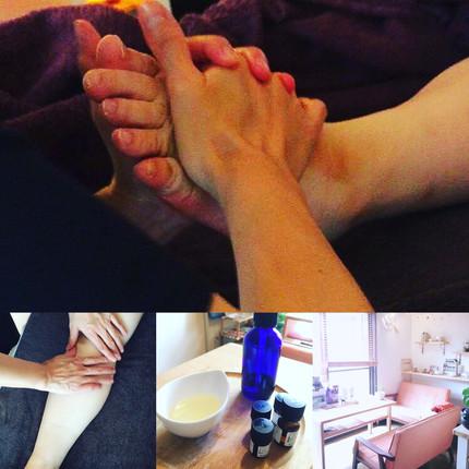 足裏から健康に!足療師養成講座無料体験会します。