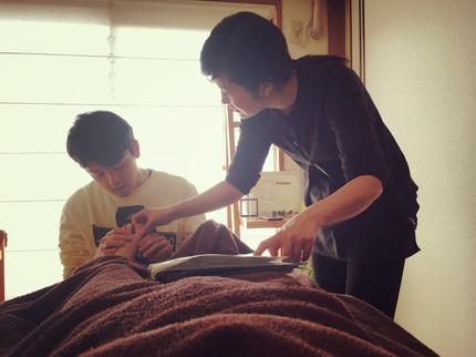 足裏から健康に!足療師養成講座5月の無料体験会のお知らせ!
