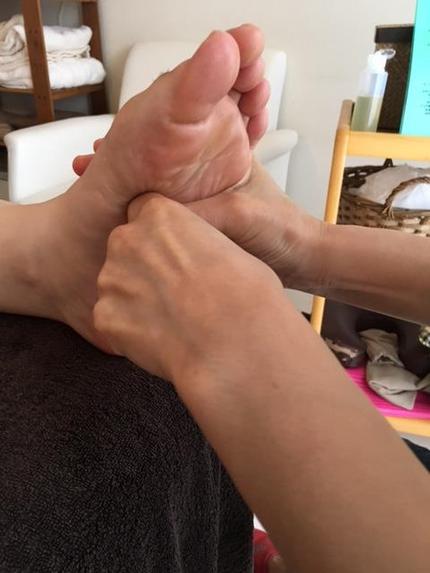 足が秘めている偉大な力