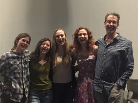 Pasadena Staged Reading