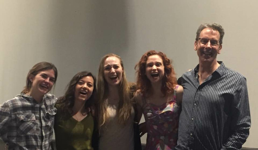 Pasadena Staged Reading,  The Boston Court Theatre July 2017