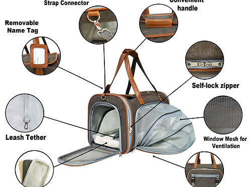 Gold Series Expandable Carrier