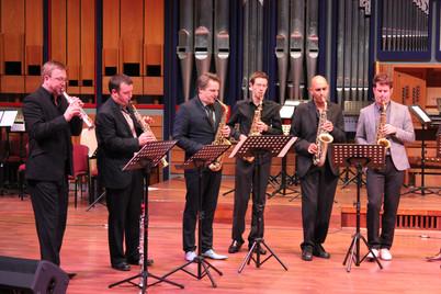 Saxophone Symposium 2014