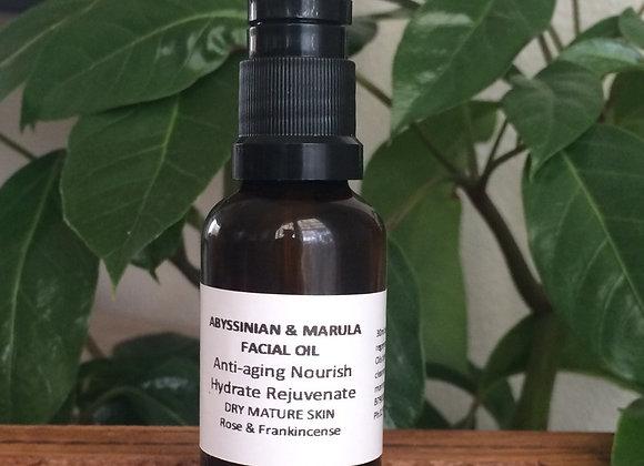Rosehip Tsubaki &  Marula Facial Oil Serum