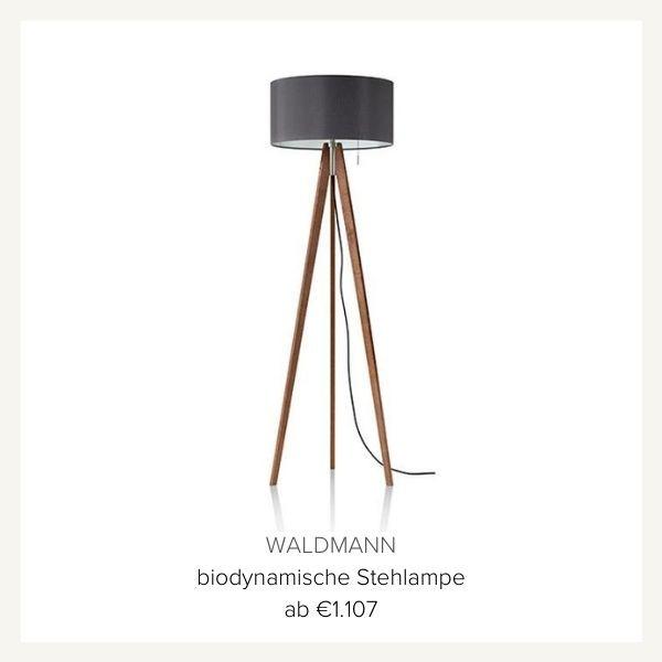 WAldmann biodynamische Stehleuchte Vivaa FRee