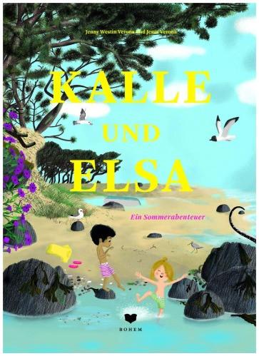 Kalle und Elsa Kinderbuch