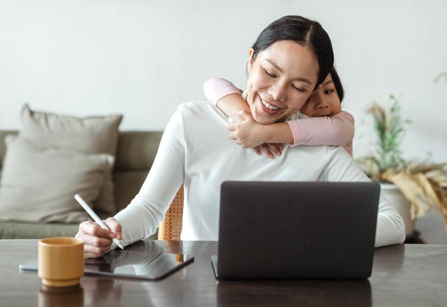 Mutter und Arbeit   myGiulia