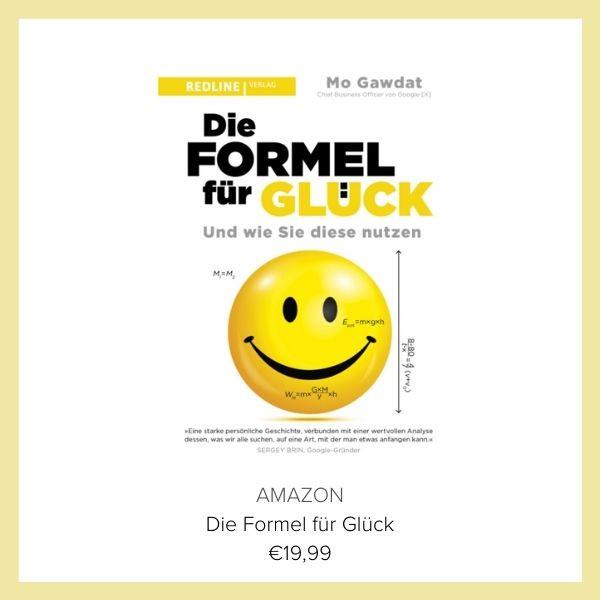Buch Formel fuer Glueck Mo Gawdat